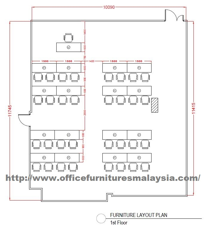 Safety Training Room Layout Ideas