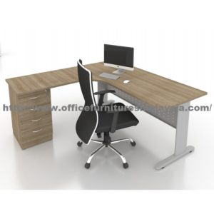 5ft x 5ft Office Manager Table Desk JLO1512 damansara batu caves mont kiara bangsa sunway1