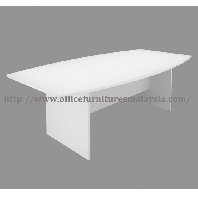 Ft Conference Table Boat Shaped Office Furnitures Malaysia KL - 6ft conference table