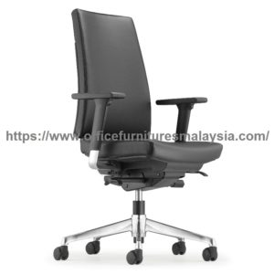 Clover Presidential Medium Back Chair Cvb6111l P14d98mb
