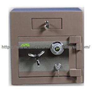 Fireproof Mini Night Deposit Save Box For Business cash night safety box malaysia shah alam petaling jaya sri petaling