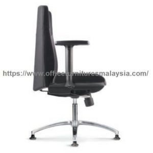 HUGO Modern Office Guess Chair With Arm used office guess chair malaysia subang setia alam Petaling Jaya1