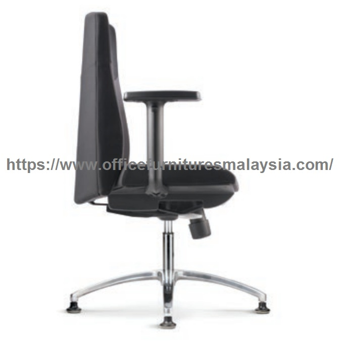 Hugo Modern Office Guess Chair With Arm Visitor Chair