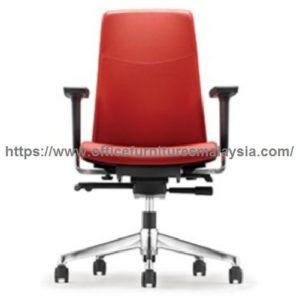 Hugo Executive Office Low Back Chair kerusi pejabat malaysia shah alam cheras ampang