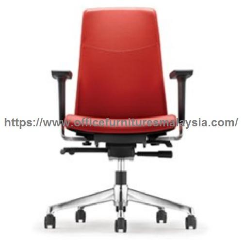 Hugo Executive Office Low Back Chair Harga Kerusi