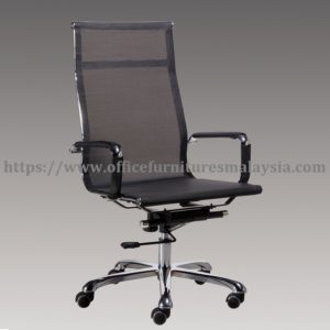 Office Highback Mesh Chair (CHINA) CCYC08 sunway damansara usj mont kiara kepong