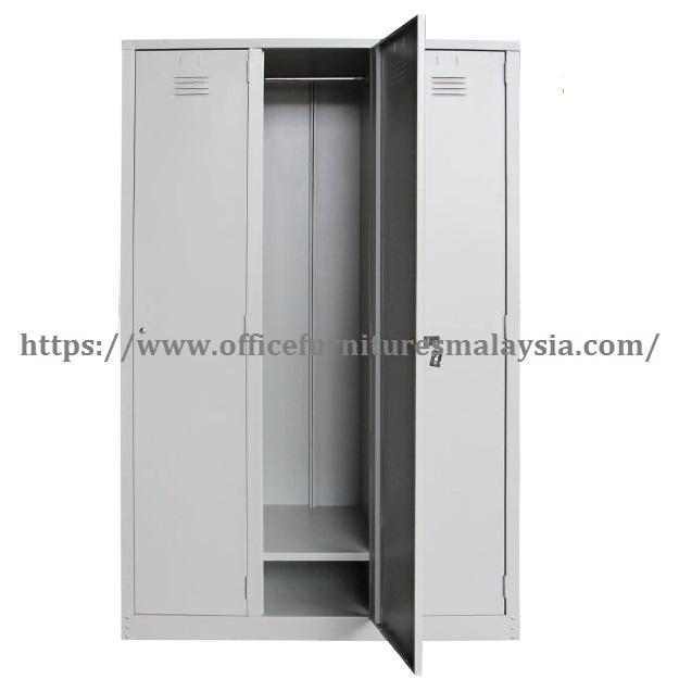 1 Compartment Steel Locker Steel Furniture malaysia kuala lumpur shah alam bangi1
