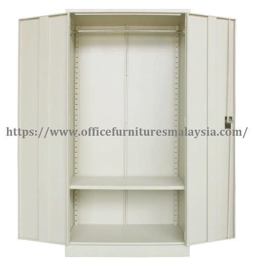 Steel Wardrobe Full Height Cabinets Steel Furniture malaysia kuala lumpur shah alam bangi4