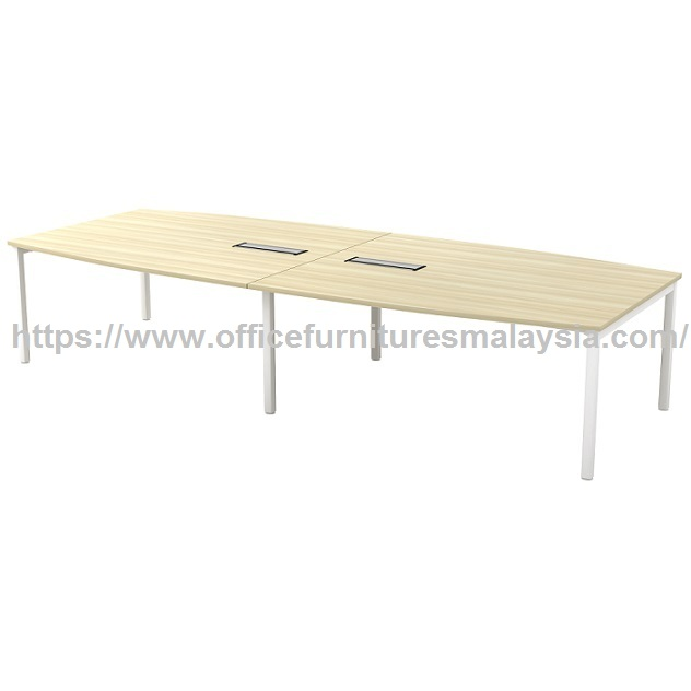 Ft Modern Boat Shape Style Conference Table Office Conference - Cheap modern conference table