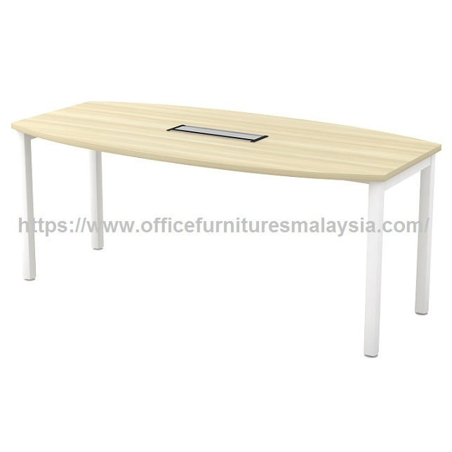 Ft Modern Design Boat Shape Style Conference Table Office - 6 ft conference table