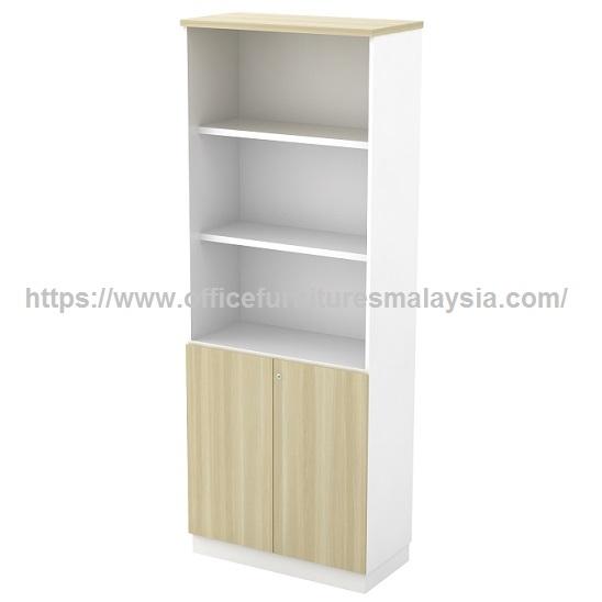 Modern Design 5 Tier Swinging Door High Cabinet