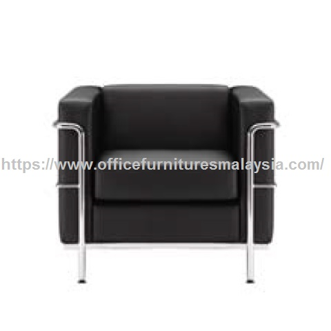 Contemporary Office Waiting Room Single Seater Sofa Ofkb015 1
