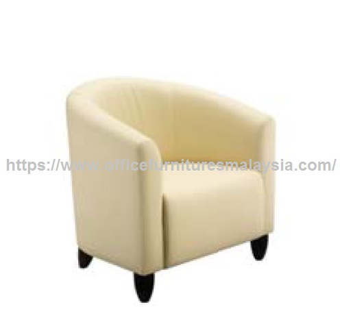 High Quality Office Reception Single Seater Sofa OFCC022-1