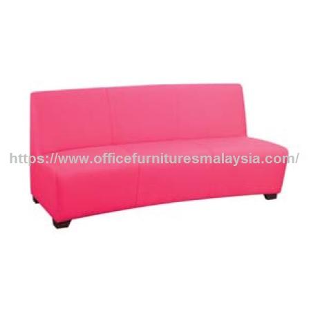 Modern Design C Curved 3 Seater Office Sofa Chair - sofa kerusi ...