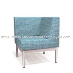 Comfy Individual Single Seater Corner Sofa - stylish office lobby ...
