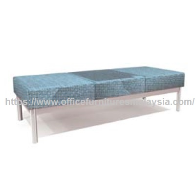 Visitor Backless Sofa Bench Chair