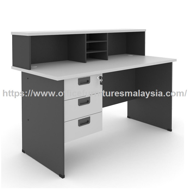 4ft Simple Design Small Office Front, Small Reception Desk Ideas