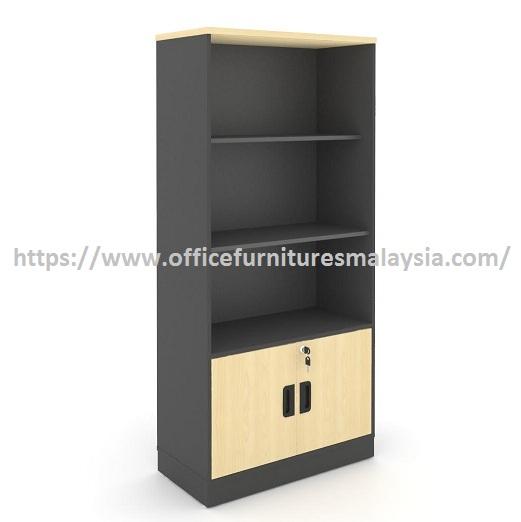 New Design Open Shelf Medium Cabinet With Base