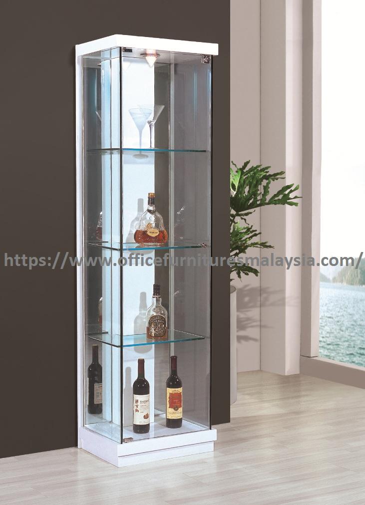 Frameless Case Design Almari Kabinet